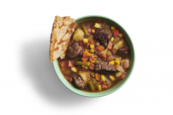 Recipe - Moose stew