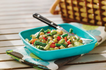 Recipe - The ultimate mixed bean salad
