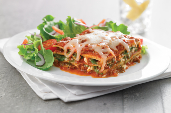 Recipe - Slow-cooked lasagna